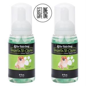 Picture of FTO - Breath B-Clean Canine Breath Foam [QTY: 2]